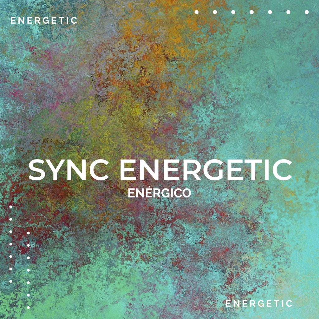 sync music - energetic