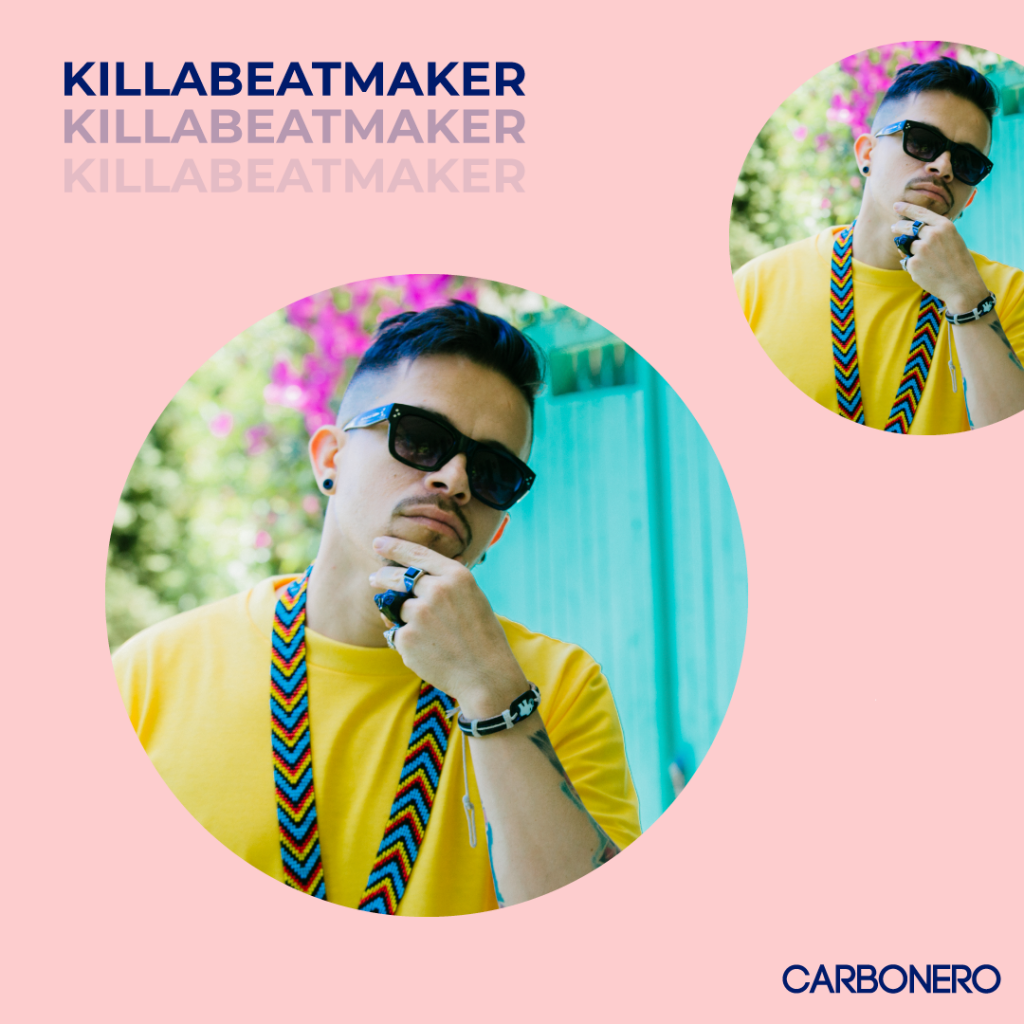 Killabeatmaker, dj productor, autor y compositor colombiano