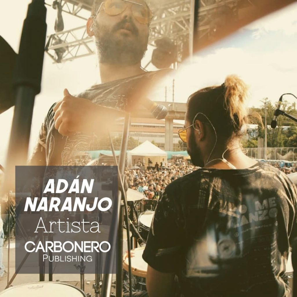 Adan Naranjo - Carbonero Publishing